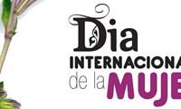 Cartel Dia Internacional de la Mujer 2013