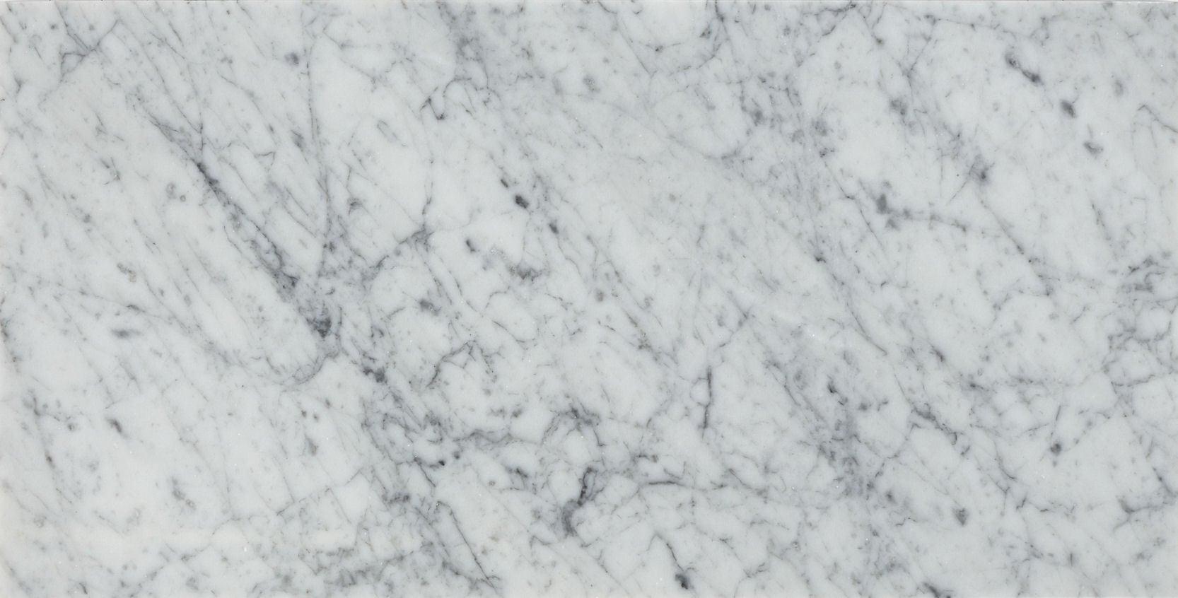 Carrara Polished Marble Tile Mandarin Stone
