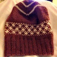 Starting a knitting pattern: how a newbie figures out how to design a knitting pattern