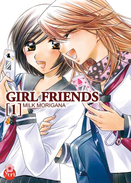 Cute Ghost Wallpaper Girl Friends Manga S 233 Rie Manga News