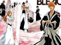 bleach color art