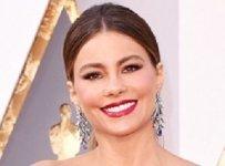Mandatory Credit: Photo by David Fisher/REX/Shutterstock (5599371ae) Sofia Vergara 88th Annual Academy Awards, Arrivals, Los Angeles, America - 28 Feb 2016 WEARING MARCHESA