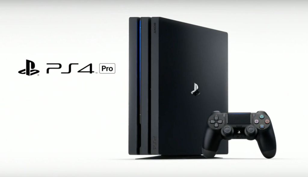 PlayStation 4 Pro è disponibile in Europa