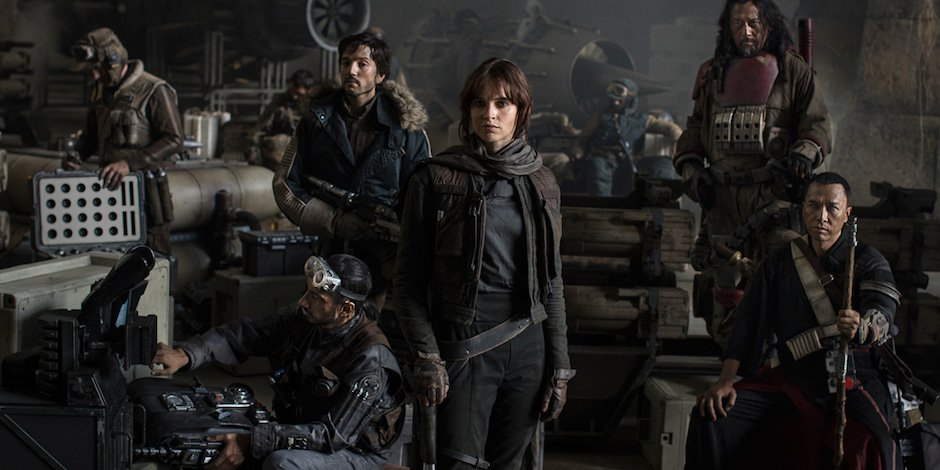 Rogue One: A Star Wars Story: Nuovo spot tv