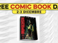 free comic book day 2016 rumble recensione
