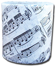 music-toilet-paper