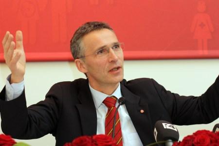 Jens Stoltenberg. Foto: Arbeiderpartiet