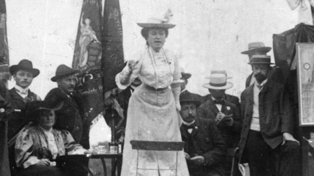 Rosa Luxemburg taler.