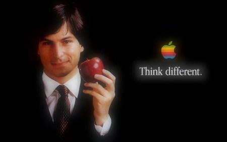 En ung Steve Jobs. Foto: Detroity2k
