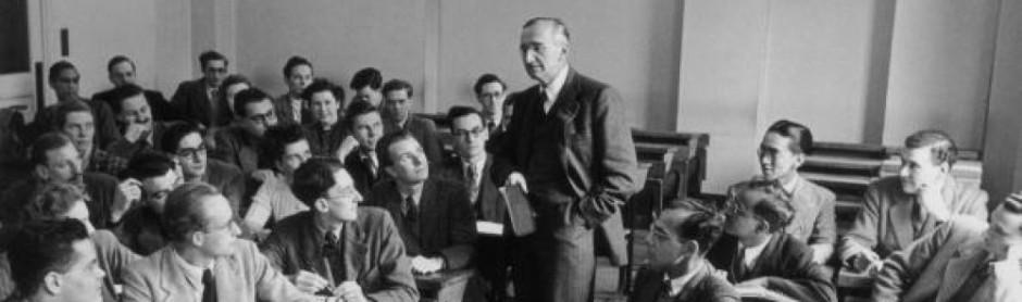 Friedrich Hayek, en død hvit mann.