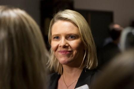 Innvandringsminister Sylvi Listhaug (Frp). Foto: Justis- og Beredskapsdepartementet.