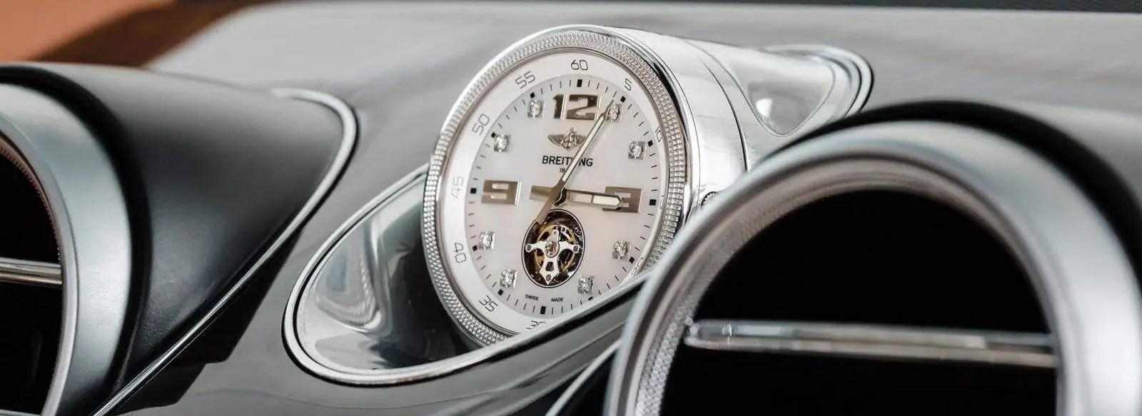 De duurste autoklok ter wereld komt in de Bentley Bentayga - Manify.nl ...