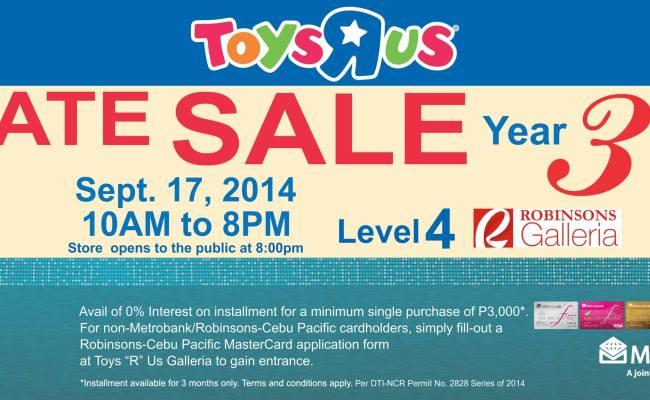 Toys R Us Quezon City Metro Manila