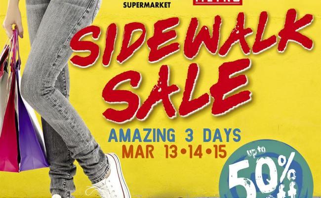 Super Metro Manila On Sale