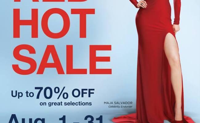 Robinsons Malls Sale 2015 Manila On Sale