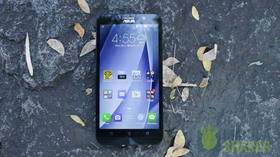 Cherry mobile flare x vs asus zenfone 2
