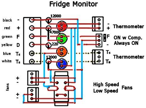 12v Refrigerator Wiring Diagram - 8mrkmpaaublomboinfo \u2022