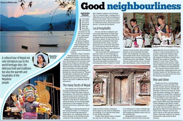 My 12 days experiences of Nepal