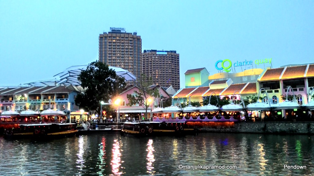 15 delightful charms of Clarke Quay in Singapore