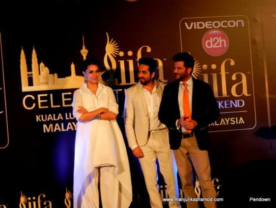 Anil Kapoor, Neha Dhupia and Ayushmann Khurana to set the stage for IIFA gala
