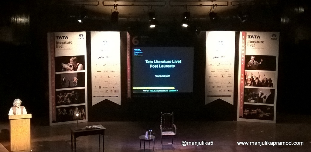 Where Is The Paid Audience Of The TATA Lit Fest PENDOWN Travel - Lit design 2015