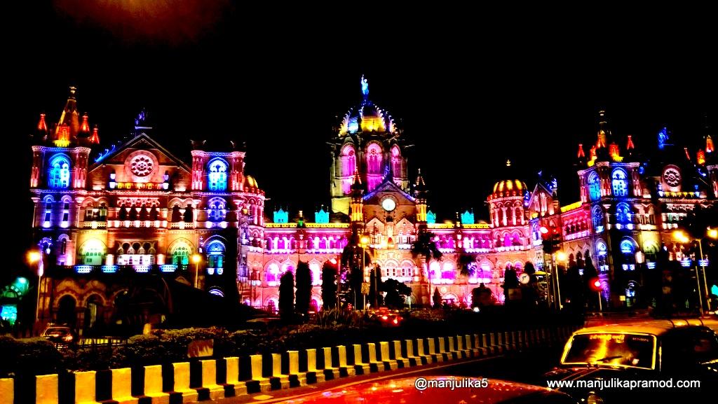 Victoria Terminus (VT), Mumbai