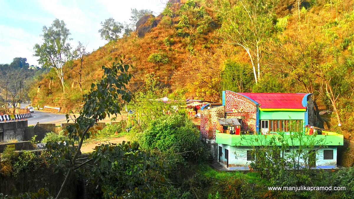Trip to Pathankot, ShopArt ArtShop 2, Gunehr, Travel
