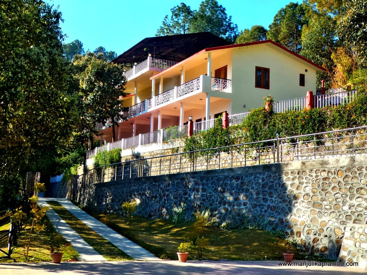Aamod, Bhimtal, Weekend getaway, Holiday, Uttarakhand