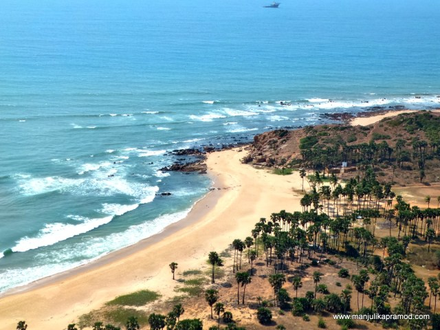 Vizag, Beach, Coastline, Dolphin hills, Things to do in Vizag