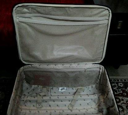 Allen Solly, Travel Bag, Wimbledon