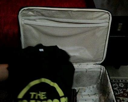 Travel Bag to London, WImbledon