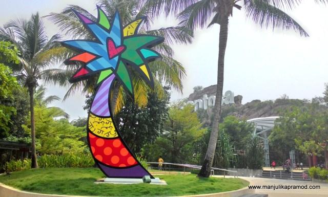 Sentosa, Singapore, Travel