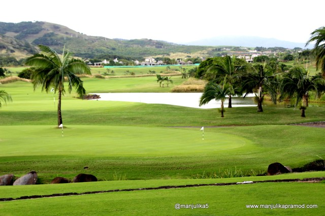 European Tour Championship Golf Course, Mauritius, Golf Resort