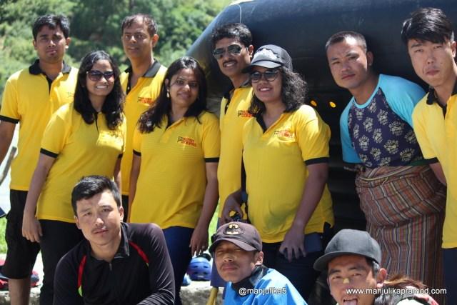 Bhutan bookings, rafting, social media, Travel bloggers in Bhutan