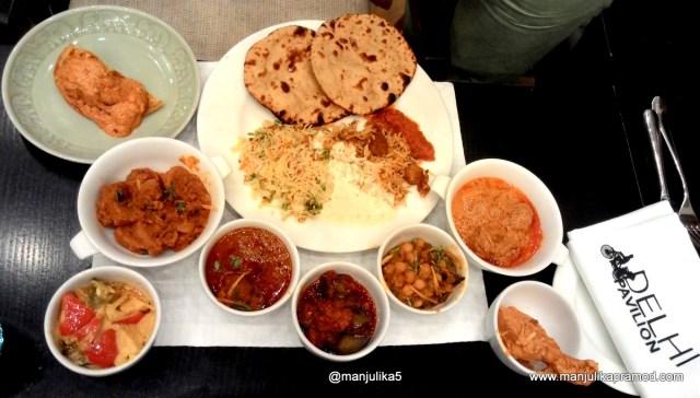 Meraas-E- Sultanate , Culinary, food