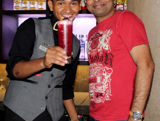 When I Attended The Vivo HiFi Night, Westin Bartending Academy And The Food Mela