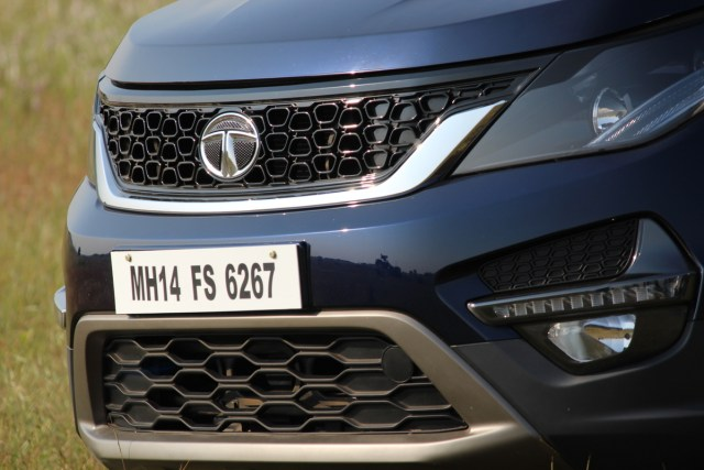Hexa by Tata Motors