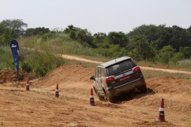 Offroading with Hexa!