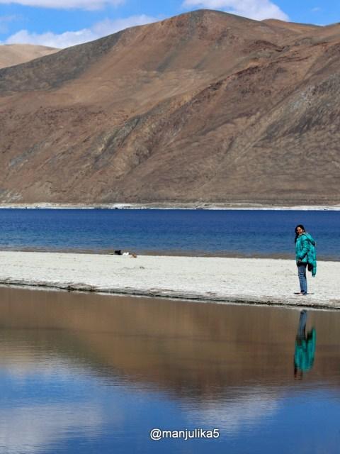 Photo-journey to Pangong Lake