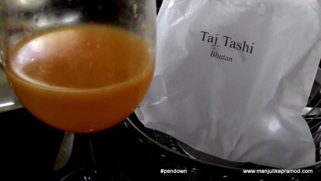 Taj Tashi, Five star hotel in Bhutan