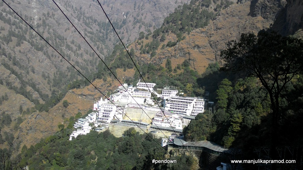 My First Helicopter Ride - A Visit To Mata Vaishno Devi