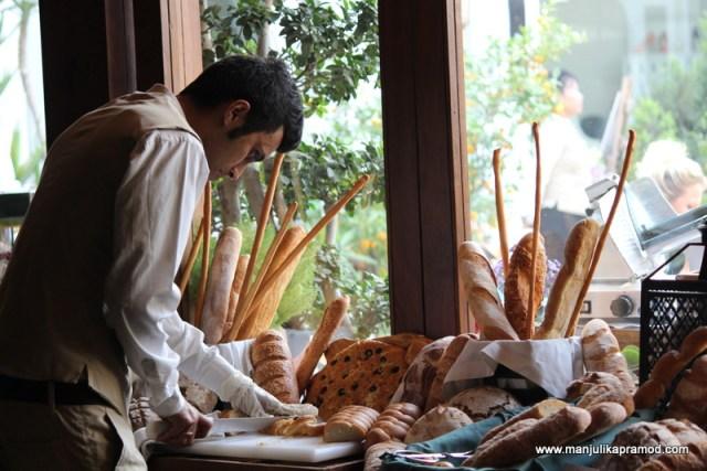 Bread Window, Qla brunch