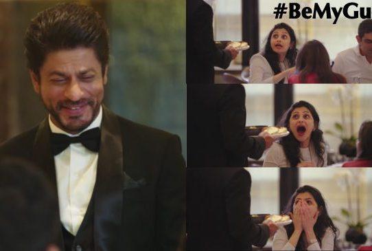 Being Shah Rukh Khan's Guest in DUBAI...