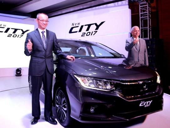 NEW CITY 2017 - Advanced, Energetic, Smart & Comfortable City Car!