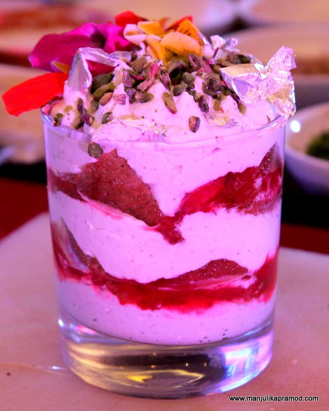 SHAHI TUKDA SUMMER PUDDING