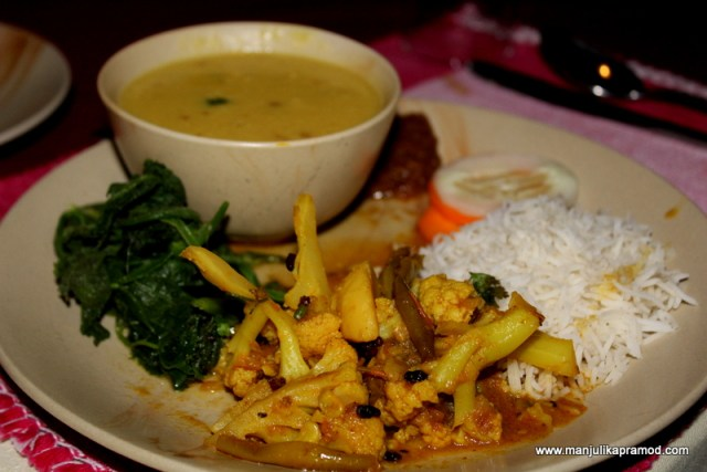 Daal Bhaat -24 hour power -Nepal stable diet
