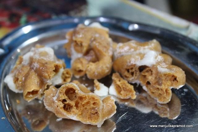 Newaris sweet dish