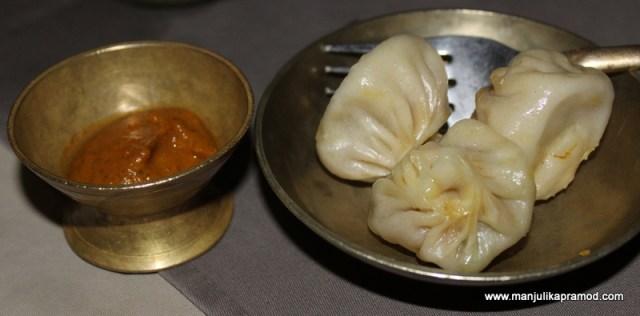 Nepal, Nepalese food