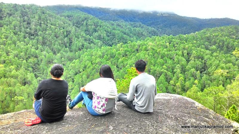 Uttarakhand, Travel, Hiking in the hills