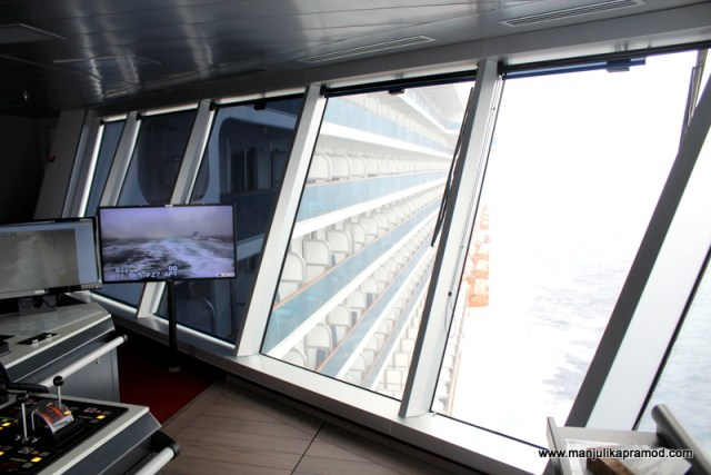 Bridge of the Majestic Princess